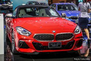 BMW Z4 hoàn toàn mới có mặt ở Thái Lan giá 2,9 tỷ đồng