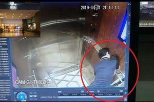 Vụ dâm ô trẻ trong thang máy: Không ai tin hành động đó là 'nựng'!