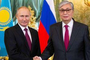 Vì sao tân tổng thống Kazakhstan chọn thăm Nga đầu tiên?