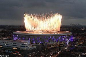 Tottenham chào sân mới bằng chiến thắng ấn tượng, Man City trở lại ngôi đầu