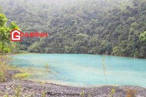 Quảng Ninh: Thực hư thông tin mỏ than Vietmindo xả nước thải 'xanh lét' ra môi trường?
