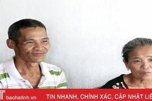 Người đàn ông Hà Tĩnh trở về sau 12 năm lưu lạc ở miền Tây xứ Nghệ
