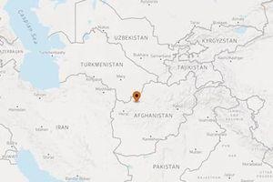 Lực lượng Taliban tấn công gây thương vong lớn ở Afghanistan