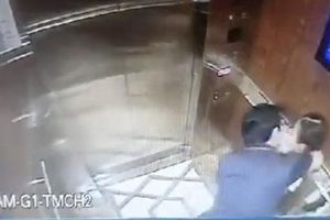 Người bị tình nghi sàm sỡ bé gái trong thang máy nói chịu áp lực dư luận