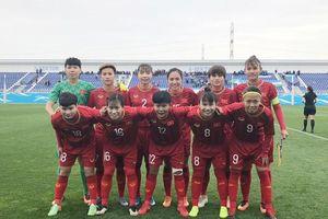 Vòng loại thứ 2 Olympic 2020: Hạ Uzbekistan, đội tuyển nữ Việt Nam rộng cửa đi tiếp