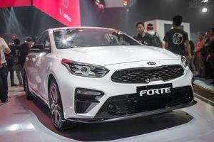 KIA thêm phiên bản Forte GT mạnh 201 mã lực, cạnh tranh Honda Civic