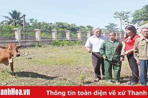 Hỗ trợ sinh kế: Chung tay giúp đỡ các hộ nghèo