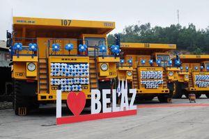 Khám phá xe tải BelAZ siêu trọng khủng nhất cập bến Việt Nam giá triệu USD
