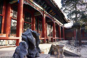 Cảnh tượng choáng ngợp trong khu vườn Càn Long ở Tử Cấm Thành