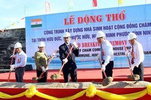Ninh Thuận đón hai món quà của chính phủ Ấn Độ