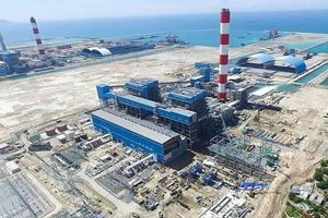 Nhà máy nhiệt điện Vĩnh Tân 4: Đốt than lần đầu thành công