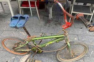 Xe đạp vượt 100 km của cậu bé Sơn La được trả giá 103 triệu
