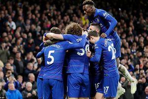 Chelsea, Man City thắng lớn, MU văng khỏi top 4