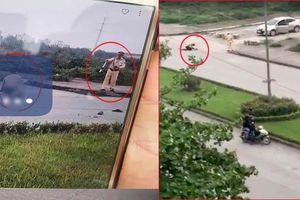 Đình chỉ công tác Trung tá CSGT chứng kiến cô gái bị sát hại nhưng không can ngăn