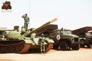 Lò lửa chiến tranh mới bùng phát ngay tại thủ đô Lybia