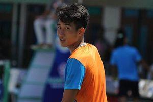 Hạt giống số 1 Văn Phương vào bán kết giải quần vợt VTF Pro Tour 200