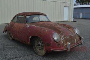Porsche 356 'đồng nát' được rao bán, giá vẫn đắt như xe sang