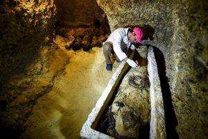 Quách có xác ướp 3.000 năm ở Ai Cập sắp được mở, đài Mỹ phát trực tiếp