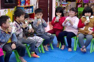 Sữa học đường Hà Nội - Khẳng định niềm tin