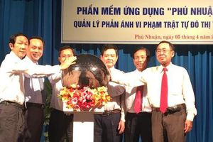 TP HCM: Thêm 1 quận 'phạt nguội' vi phạm trật tự đô thị