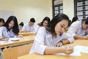 Thêm 2 trường tổ chức thi riêng