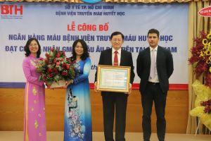 Việt Nam sẽ sớm xuất khẩu huyết tương sang các nước Châu Âu