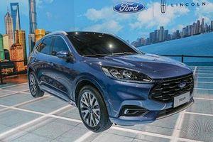 Chi tiết Ford Escape 2020 vừa ra mắt 'sát vách' Việt Nam