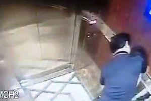 Ly kỳ 'giăng lưới' nhận diện kẻ sàm sỡ bé gái trong thang máy