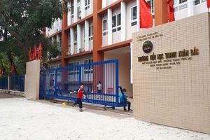 Hà Nội: Hàng loạt học sinh đau bụng sau bữa ăn trưa tại trường TH Thanh Xuân Bắc
