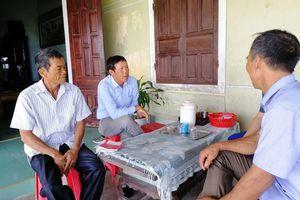 Hà Tĩnh: Cán bộ thôn tự ý bán lúa giống cấp cho dân