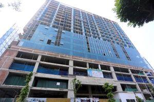 Đề xuất phương án giữ nguyên hiện trạng tòa nhà 8B Lê Trực để đảm bảo an toàn