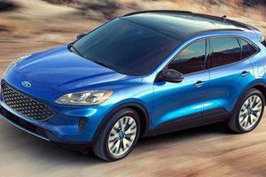 Ford Escape 2020 lộ diện hoàn toàn