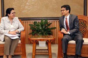 Quan hệ hợp tác giữa Việt Nam - IAEA ngày càng phát triển và hiệu quả