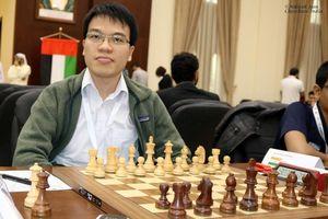 Lê Quang Liêm, Nguyễn Anh Khôi chưa nếm mùi thất bại ở Dubai Open