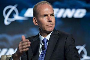 CEO Boeing lần đầu thừa nhận lý do máy bay 737 Max rơi
