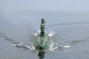 Triều Tiên đóng tàu ngầm mang tên lửa đạn đạo mới?