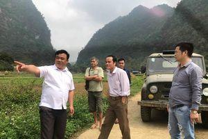 Triển khai Dự án đầu tư khai thác mỏ vàng Khắc Kiệm, chính quyền và nhân dân cùng đồng thuận