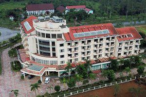 Hàng loạt dự án trường đại học nghìn tỷ xây dựng ì ạch