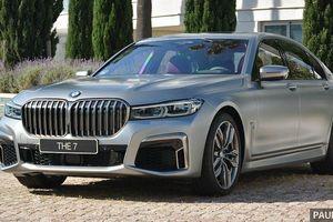 BMW chỉ sử dụng động cơ V12 trên một phiên bản của 7 Series