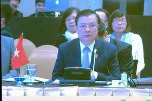 Bộ trưởng Đinh Tiến Dũng tham dự Hội nghị Bộ trưởng Tài chính ASEAN lần thứ 23