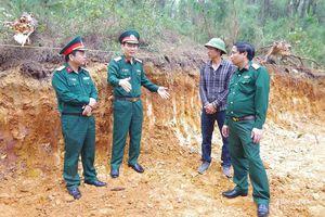 Bộ CHQS Nghệ An kiểm tra công tác diễn tập khu vực phòng thủ cấp huyện