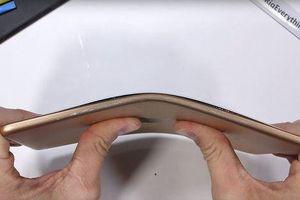 iPad Mini 5 dễ bị bẻ cong nhưng mức sống mãnh liệt