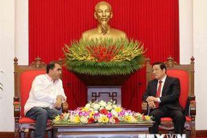 Nền tảng vững chắc cho mối quan hệ giữa hai nhà nước Việt Nam-Panama