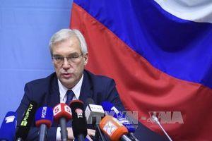 Nga tuyên bố đáp trả mọi mối đe dọa an ninh do tên lửa của Mỹ