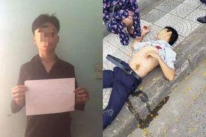 Quảng Trị: Thiếu niên 16 tuổi đâm người trọng thương khi bị nhắc nhở vượt đèn đỏ