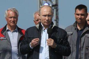 'Lá chắn' đặc biệt bảo vệ ông Putin trước các âm mưu tấn công bằng định vị