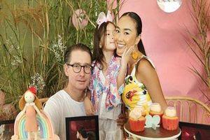 Toàn cảnh tiệc sinh nhật vui nhộn mừng tuổi lên 5 của con gái Đoan Trang