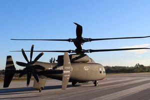 Siêu trực thăng bay nhanh nhất của Mỹ lần đầu cất cánh