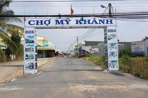 Dự án Khu dân cư xã Mỹ Khánh (An Giang): Sở Tài nguyên và Môi trường 'bao che' cho sai phạm?