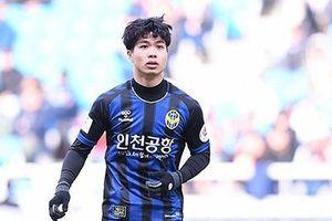 Công Phượng được gì sau trận Incheon thua Daegu 0 - 3 ?